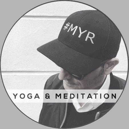 Yoga & Meditation mit Michael Trübger